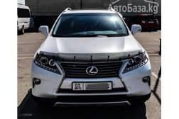 Lexus RX 2012 года за ~1 929 200 сом