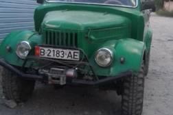 ГАЗ 69 1 поколение