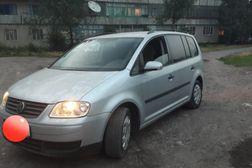 Volkswagen Touran 1.6л
