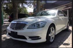 Mercedes-Benz S-Класс 3.5л