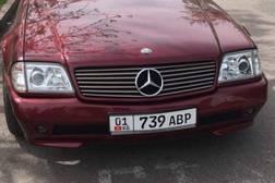 Mercedes-Benz SL-Класс 5.0л