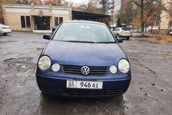 Volkswagen Polo 1.4л