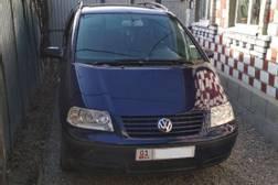Volkswagen Sharan 1.9л