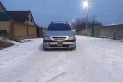 Opel Zafira 2.2л