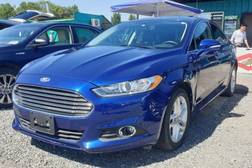 Ford Fusion 1.6л
