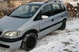Opel Zafira 1.6л