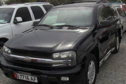 Chevrolet Trailblazer 4.2л