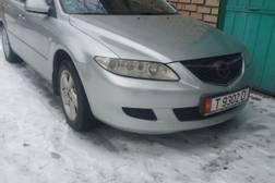 Mazda 6 1.8л