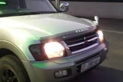 Mitsubishi Pajero 3.5л