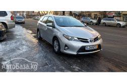 Toyota Auris 2014 года за ~1 059 400 сом