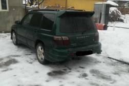 Subaru Forester 2.6л