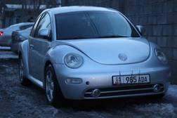 Volkswagen Beetle 2.0л