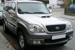 Hyundai Terracan 2.5л