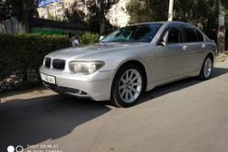 BMW 7 серия 3.0л
