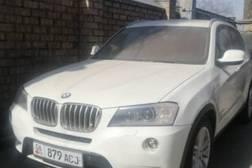 BMW X3 3.0л