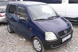 Opel Agila 1.0л