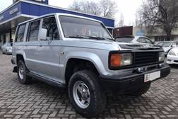 Isuzu Trooper 2.6л