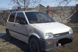 Daihatsu Cuore 0.8л