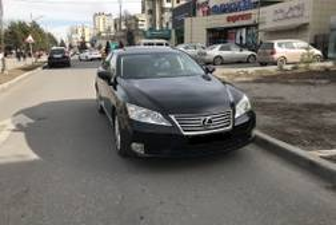 Lexus ES 5 поколение [рестайлинг] Седан