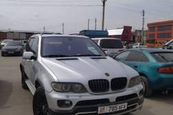 BMW X5 4.6л