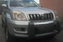 Toyota Land Cruiser Prado 4.0л