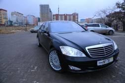 Mercedes-Benz S-Класс 5.5л