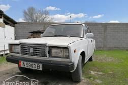 ВАЗ (Lada) 2107 2002 года за 50 000 сом
