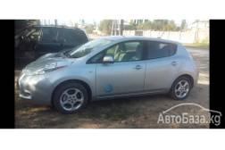 Nissan Leaf 2011 года за ~932 300 сом
