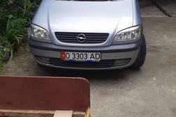 Opel Zafira 1.8л