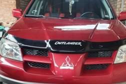 Mitsubishi Outlander 2.4л