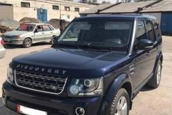 Land rover Discovery 3.0л