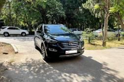Hyundai Santa Fe 2.2л