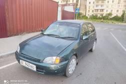 Toyota Starlet 1.3л
