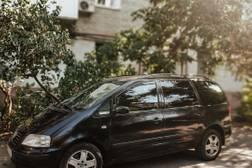 Volkswagen Sharan 1 поколение [рестайлинг] Минивэн