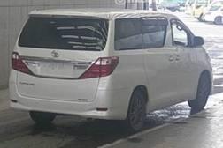 Toyota Alphard 1 поколение [рестайлинг] Минивэн
