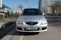 Mazda Premacy 1 поколение [рестайлинг] Минивэн