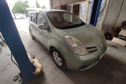 Nissan Note 1.5л