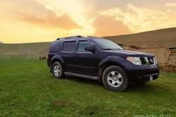 Nissan Pathfinder 4.0л