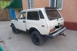 ВАЗ (Lada) 4x4 1.7л
