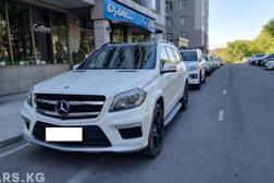 Mercedes-Benz GL-Класс X166 AMG внедорожник 5-дв.