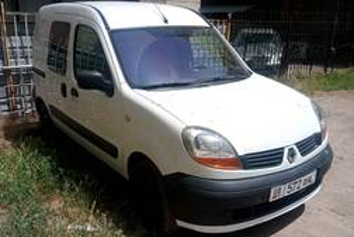 Renault Kangoo I Рестайлинг 1.6