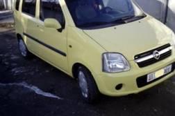 Opel Agila 1.2л