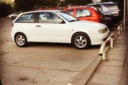 Seat Ibiza , расход 5 литров diesel, идеал
