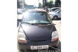 Daewoo Matiz 2006 года за 200 000 сом