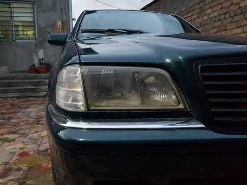 Mercedes-Benz C-Класс 1.8л