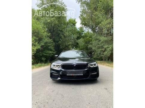 BMW 5 серия 2017 года за ~2 796 700 сом