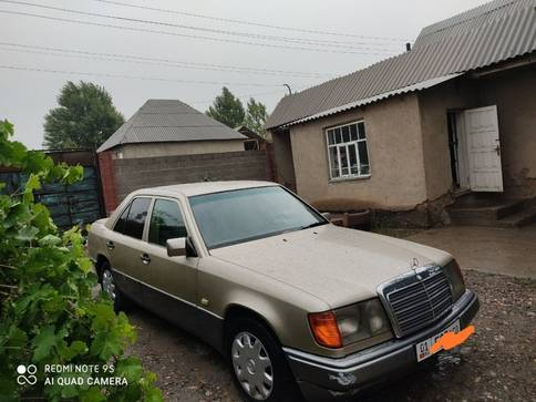 Mercedes-Benz E-Класс 2.2л