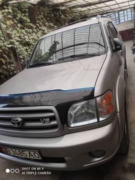 Toyota Sequoia I 4.7 + модификации - 19000$