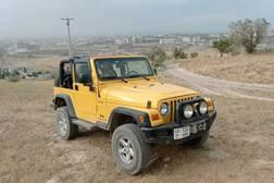 Jeep wrangler 4.0
