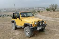 Jeep Wrangler 4.0л